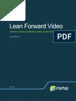 Lean Forward Whitepaper RAMP May2010