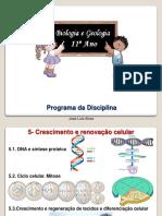 BioGeo11 Programa