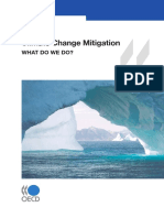 OECD - Climate Change Mitigation -- What Do We Do