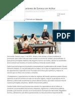 12-05-2019 - Continúan capacitaciones de Sonora con Actitur -H.canalsonora.com