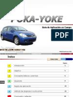 Poka Yoke aplicado a la industria automotriz