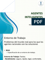 Agentes Inteligentes 2
