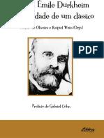 David Emile Durkheim