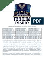 Tehilim Diario