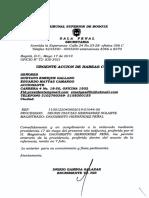 Tribunal Superior de Bogotá aceptó el 'hábeas corpus' de 'Jesús Santrich'