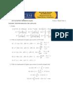 Calculo de La Matriz Exponencial