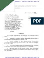 CLEAN EARTH OF MARYLAND, INC. v. TOTAL SAFETY, INC. et al Complaint