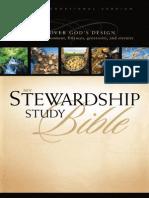 NIV Stewardship Study Bible, Excerpt