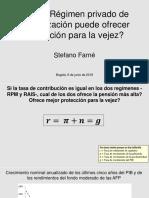 6. Stefano Farné - Pensiones