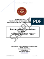 ESIC Paper III Sample Question Paper.pdf