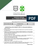 Condonación CDMX