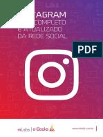eBook Instagram Guia Completo e Atualizado Da Rede Social