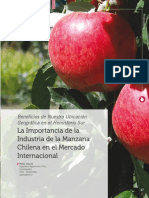 Importancia Mercado Manzanas