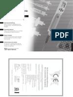 Manual HandyStep Electronic de en FR ES 0414 2