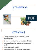 Vitaminas y Minerales en Alimentos