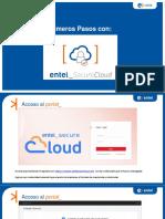 Primer paso con entel secure cloud