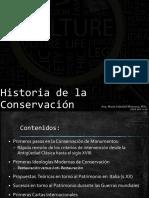 Historia de la Conservación.pdf