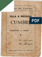 COCINA CON OLLA A PRESION CUMBRE ESCANEADO Libro de recetas con 26 páginas.pdf