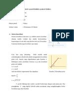 Bahan Ajar pembelajaran Fisika