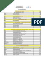 Lista de Precio Mail Distribuidor Octubre 15
