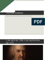 Clase 7 Thomas Hobbes