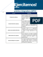 API 1 PENAL III