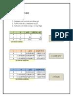 Método Del Punto Fijo Excel