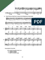 Melodia-Armonia- Entonacion de Acordes