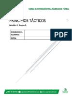 Taller Principios Tácticos - Jesus David Romero Mora 1