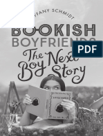 """Boy Next Story"" - Chapter Excerpt"