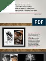 Investigaciones de Taller de Diseño y Composicion