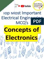 Concepts of Electronics PDF