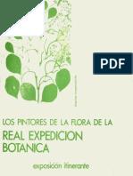 Los pintores de la flora de la Real Expedición Botánica