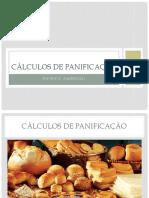 Cálculos de Panificação