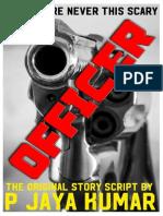 Nagarjuna & RGV OFFICER - FREE DOWNLOAD Original script by P Jaya Kumar.pdf