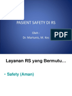 12 Modul Ptm Ke 12 Pasient_safety