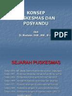 16 Modul PTM 16 Puskesmas Dan Posyandu