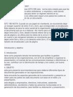 Qué Es La Norma GTC 185