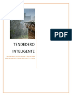 Tendedero Inteligente