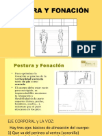 Postura y Fonaciòn PPT