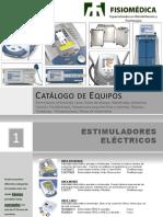 Catálogo de Equipos 2012 Para Cambios en GRISES