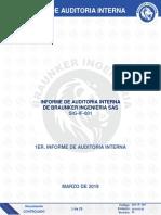 Sig-If-001 Informe de Auditoria Interna
