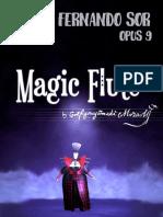 Sor Opus 9 -  Flauta Magica