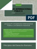 Ppt Derecho Internacional - Evaluacion 2
