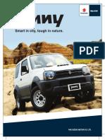 Suzuki Jimny Flyer Final
