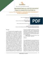 COMUNIDADE MACROBENTÔNICA DE COSTÕES ROCHOSOS DE DUAS PRAIAS DO MUNICÍPIO DE NITERÓI-RJ