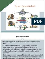 Proyecto Integrador. Las TIC en La Sociedad Daniel Perez Hernandez