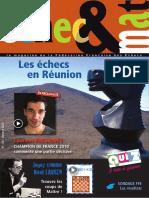 Échec et mat le Nº 106 - Fédération Française des Échecs
