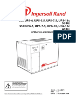 Ingersoll Rand 5 to 15 hp Rotary Screw Air Compressor Manual JEC.pdf