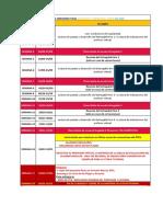 Información Clave Para Alumnos - SF EDH 2A 2018